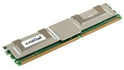 Crucial DDR2 8GB DIMM 667MHz CL5 ECC Fully Buffered
