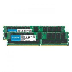 Crucial DDR4 64GB (Kit 2x32GB) DIMM 2133MHz CL15 ECC Reg DR x4