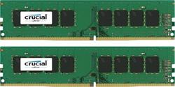 Crucial DDR4 32GB (Kit 2x16GB) DIMM 2133MHz CL15 ECC Reg DR x4 VLP