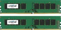 Crucial DDR4 32GB (Kit 2x16GB) DIMM 2133MHz CL15 ECC DR x8