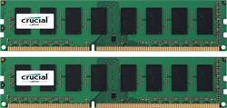 Crucial DDR3L 16GB (Kit 2x8GB) DIMM 1.35V 1600MHz CL11 ECC Reg DR x8