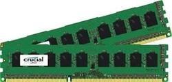 Crucial DDR3 16GB (Kit 2x8GB) DIMM 1866MHz CL13 ECC Reg DR x8 VLP