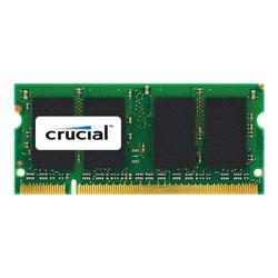 Crucial DDR2 2GB SODIMM 667MHz CL5 pro Mac