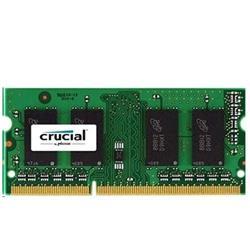 Crucial DDR3 2GB SODIMM 1066MHz CL7 pro Mac