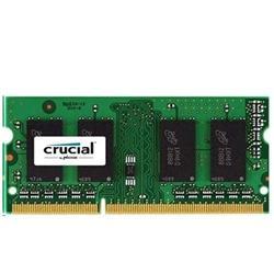 Crucial DDR3 2GB SODIMM 1333MHz CL9 pro Mac