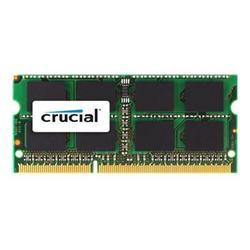 Crucial DDR3 8GB SODIMM 1333MHz CL9 pro Mac