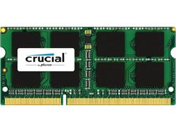 Crucial DDR3L 4GB SODIMM 1.35V 1866MHz CL13 pro Mac