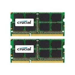 Crucial DDR3 4GB (Kit 2x2GB) SODIMM 1066MHz CL7 pro Mac