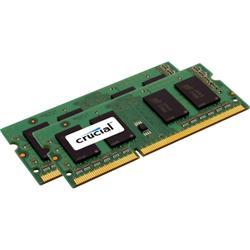 Crucial DDR3 16GB (Kit 2x8GB) SODIMM 1333MHz CL9 pro Mac