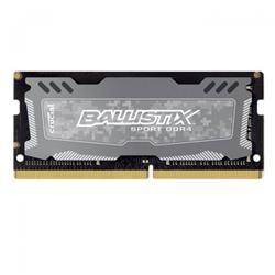 Crucial DDR4 4GB Ballistix Sport LT SODIMM 2666MHz CL16 SR x8 šedá