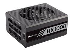Corsair PC zdroj 1000W HX1000 modulární 80+ Platinum 135mm ventilátor