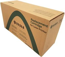 TESLA alternativní toner kompatibilní s Canon CRG-718, azurový, 2 800 výtisků