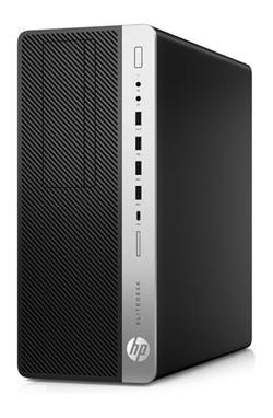 HP EliteDesk 800 G3 TWR, i5-7500, AMD Radeon RX 480/4GB, 8GB, 256GB SSD, DVDRW, KLV+MYS, W10Pro, 3y