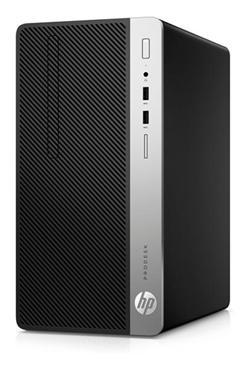 HP ProDesk 400 G4 MT, i3-7100, IntelHD, 8GB, 256GB SSD, DVDRW, W10Pro, 1y