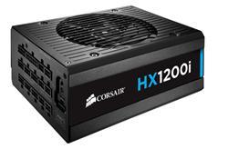 Corsair PC zdroj 1200W HX1200i modulární 80+ Platinum 140mm ventilátor
