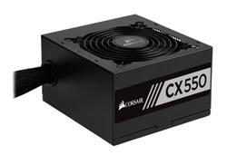 Corsair PC zdroj 550W CX550 80+ Bronze 120mm ventilátor