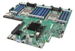 Intel® Server platforma  1U LGA 2x 3467, C624, 24x DDR4 8x HDD 2.5 HS 2x RSC ,(PCI-E 3.0 x16) 2x 10GbE/IPMI 1x1100W