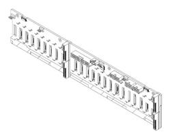 Supermicro Backplane LSI 3108, SAS 12Gbs (X6 internal)