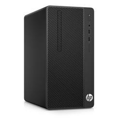HP 290G1 MT, i3-7100, Intel HD, 4 GB, 500 GB, DVDRW, W10Pro, 1y
