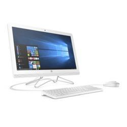 HP All-in-One 24-e001nc, i3-7100U, 23.8 FHD, IntelHD, 4GB, 1TB 7k2, DVDRW, a/b/g/n/ac+BT, KLV+MYS, W10, 2y