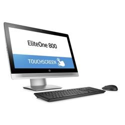HP EliteOne 800 G2, i5-6500, 23 FHD Touch, IntelHD, 4GB, 500GB, DVDRW, CR, a/b/g/n+BT, KLV+MYS, W10Pro, 3y, Recl.