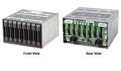 "SUPERMICRO Mobile Rack M28SACB - 8x 2,5"" hotswap do 2x 5,25"" pozice (2x 8643), pro CSE-743/745/747/748/842/835"