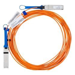 Mellanox active fiber cable, ETH 40GbE, 40Gb/s, QSFP, 5m