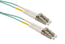 Patch kabel 50/125 LCpc/LCpc MM OM3 5m duplex SXPC-LC/LC-PC-OM3-5M-D