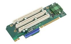 SUPERMICRO 1x UIO Slot + 1x 133MHz, 2x 133/100MHz PCI-X Slots - LEFT SIDE 2U Riser Card