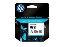 HP 901 Tri-colour Officejet Ink Cartridge