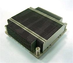 SUPERMICRO 1U passive  heatsink  s1366, s1356