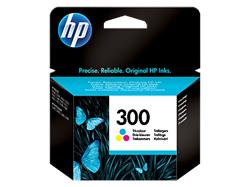 HP 300 Tri-colour Ink Cartridge with Vivera Inks