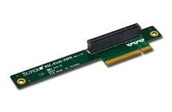 SUPERMICRO  1 x PCI-E 8x and Proprietary slot