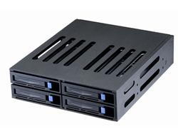 "Jou Jye Backplane SATA+SAS 4x 2,5""HDD do 5,25"" RoHS"