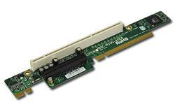SUPERMICRO Riser card 1U  UIO Slot To Active 1 x PCI-X Slot and 1 x PCI-E (8x)