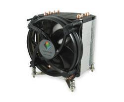 Jou Jye 3U a více R17 Intel active CPU cooler (LGA 2011)
