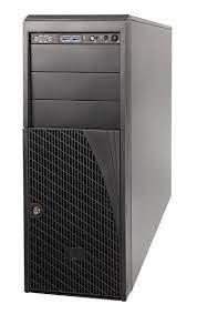 "Intel® Server 4U Tower/Rack Chassis 8x 3,5"" Fixed HDD, 550W UNION PEAK"