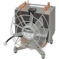 INTEL Active CPU chladič pro Workstation MB S2600CR (v P4000L-WS) nebo S2600COE (v P4000M s CPU TDP 150W)