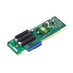 SUPERMICRO 2U UIO Riser - 2x PCIe 8x and 1 x PCIe 16x Riser Card (LEFT)