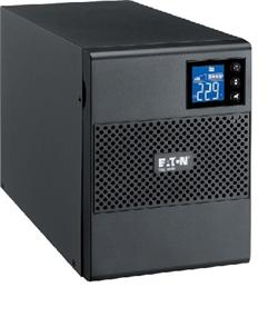 EATON UPS 5SC 500i, line-interaktivní, 500VA/350W Tower, displej, bez ventilátoru!