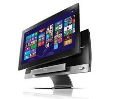 "ASUS Transformer AiO P1801 Intel i3-3220 18,4"" 1920x1080 FHD GT730 4GB 1TB DVD TV CR WL Cam W8 black"
