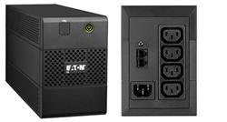 Eaton 5E 650i USB UPS 1/1fáze 650VA,  5E 650i USB