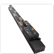 EATON ePDU: Měřené IEC,  In: 309 16A 3P - Out: 36xC13:6xC19