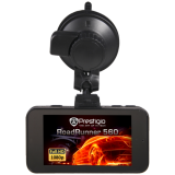 "PRESTIGIO Roadrunner 560GPS - Full HD kamera do auta s 3.0"" LCD, 1920x1080 Video, HDMI/USB2.0, GPS, černá"