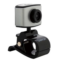CANYON 720P HD webová kamera, USB2.0, otočná o 360°