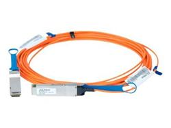 Mellanox active fiber cable, VPI, up to 56Gb/s, QSFP, 5m