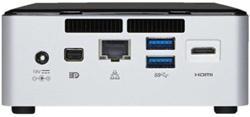 "INTEL NUC Rock Canyon/Kit NUC5i3RYH/i3 Core 5010U,2.1GHZ/DDR3L1600/USB3.0/LAN/WifFi/HD5500/2,5"""
