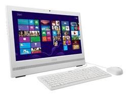 MSI PC WIND TOP AP200-208XEU White Flicker-Free 20'' MT/G3250/H81/4GB/HD4400/500GB/DVDRW/USB3/3in1/1Mpx/no-OS