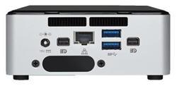 INTEL NUC Maple Canyon/Kit NUC5i3MYHE/i3 Core 5010U,2.1GHZ/DDR3L1333/1600/USB3.0/LAN/WiFi/HD5500/M.2