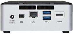 "INTEL NUC Rock Canyon/Kit NUC5i5RYH/i5 Core 5250U,2.7GHZ/DDR3L1600/USB3.0/LAN/WifFi/HD6000/2,5"""